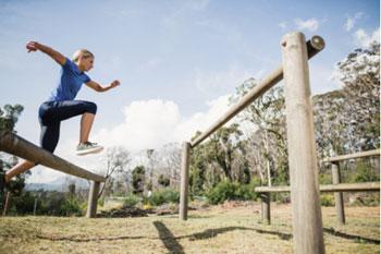 Anpassning av idrottsskydd
